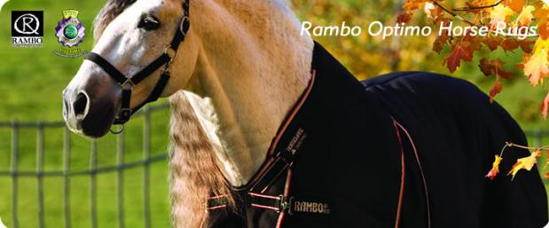 Rambo Optimo Stable Rugs