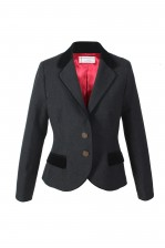 Exclusive to Equestrian Haus, designed and made in the UK, fantastic womens show jumping jackets by Maquien.