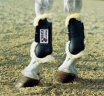 Flexisoft sheepskin tendon boot