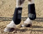 Tendon Boots - Pro Dressage pony boots - front