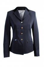 Skarlett Show Jacket with Black velvet collar